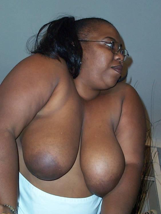 Big nude mature black women