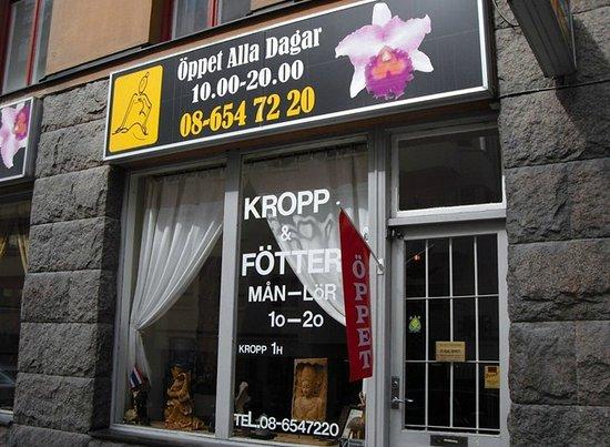 Massage gamla stan spa upplands vasby
