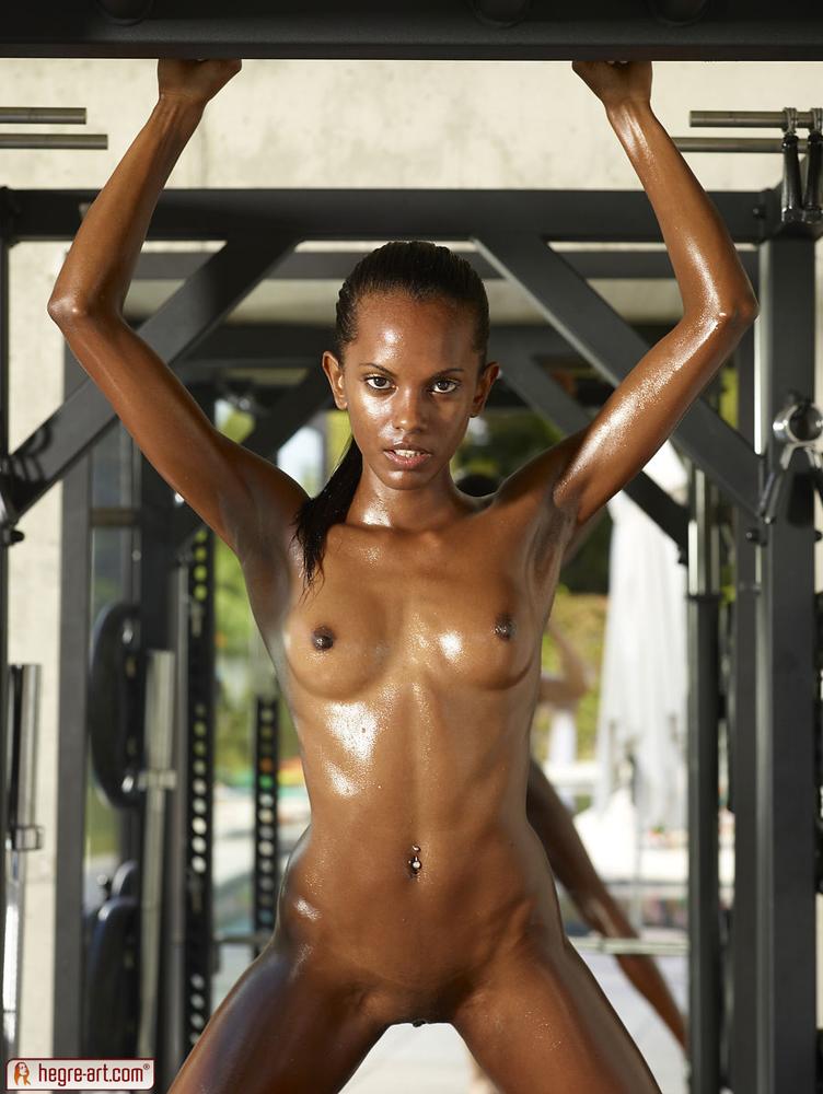 Valerie nude black girl