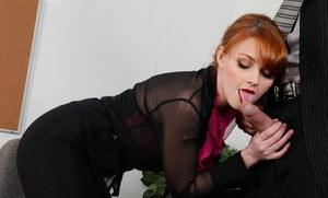 Curvy pussy busty milf