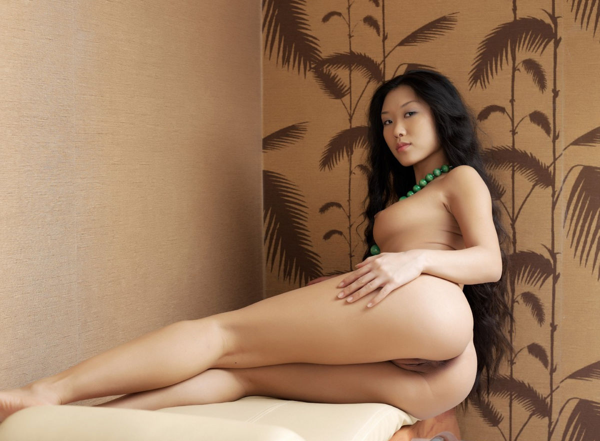 Very beautiful girl asian nude