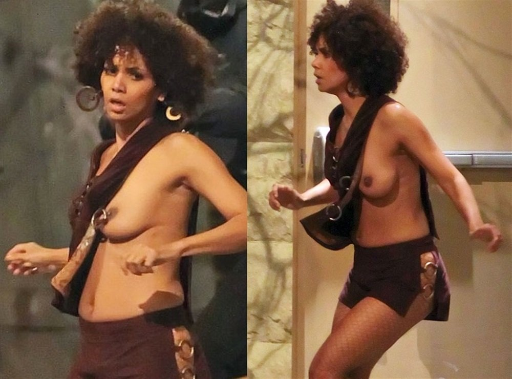 Sex nude pictures of halle berry