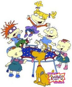 Lil rugrats all grown up porn