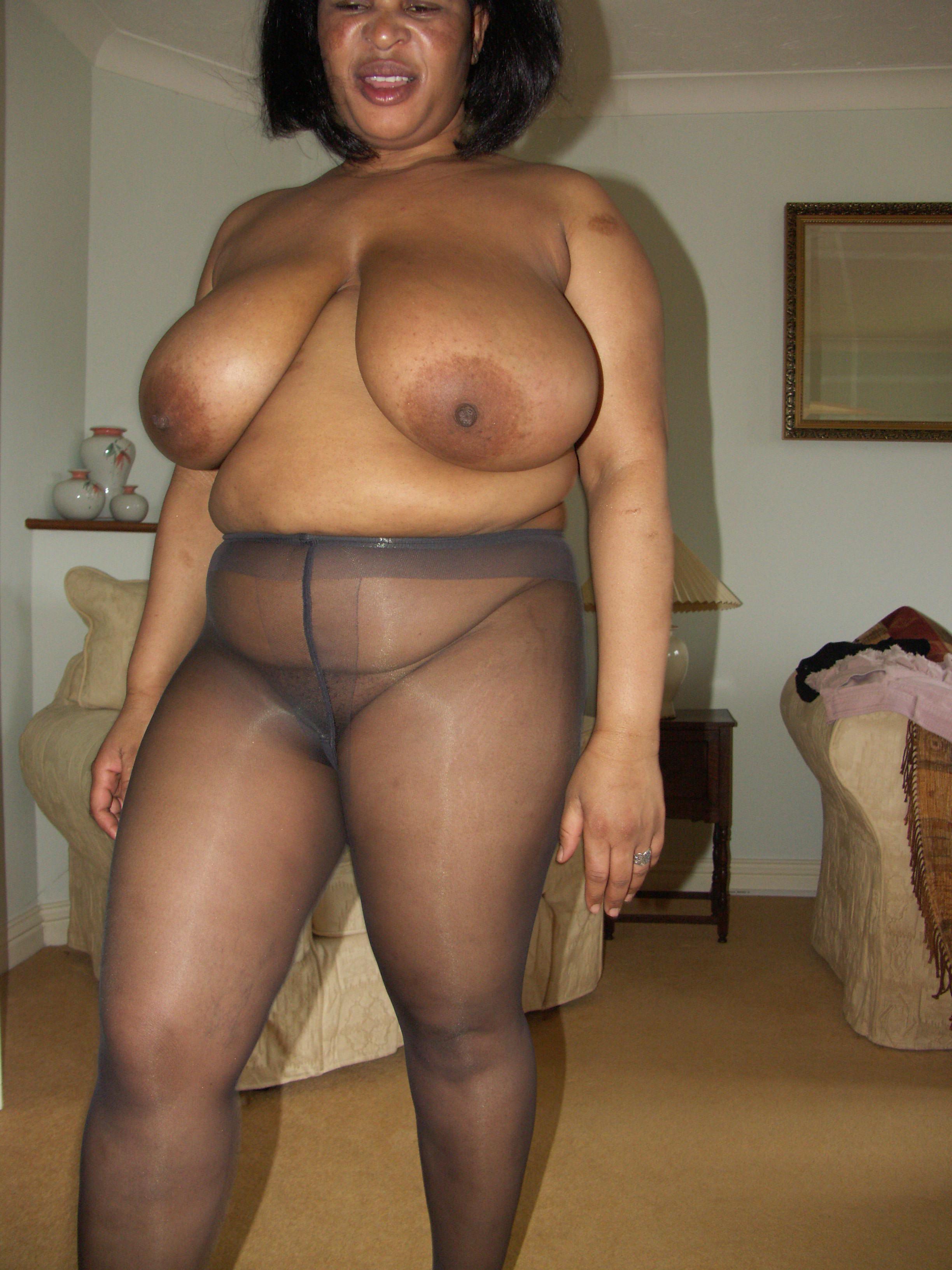 Big sugar black naked mom