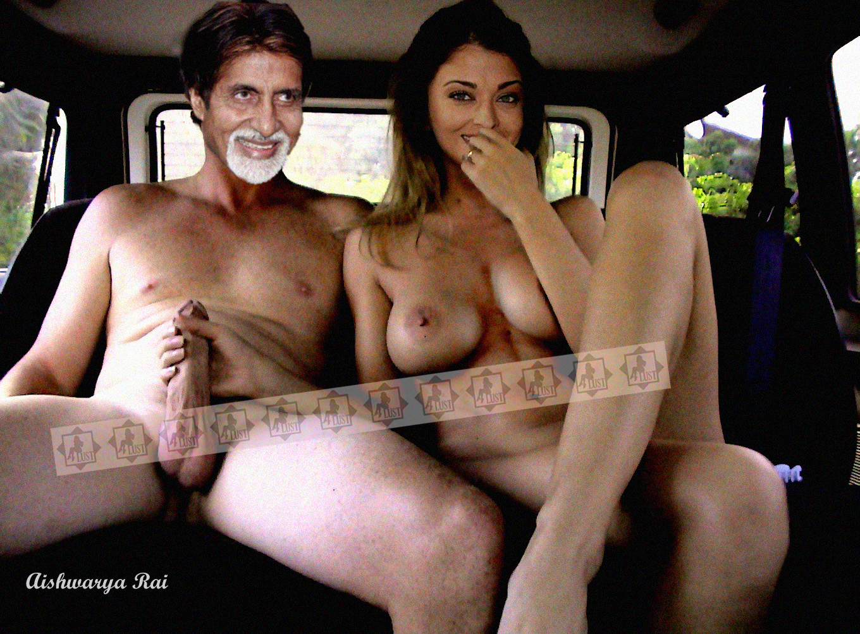 Amitabh bachchan aishwarya rai nude