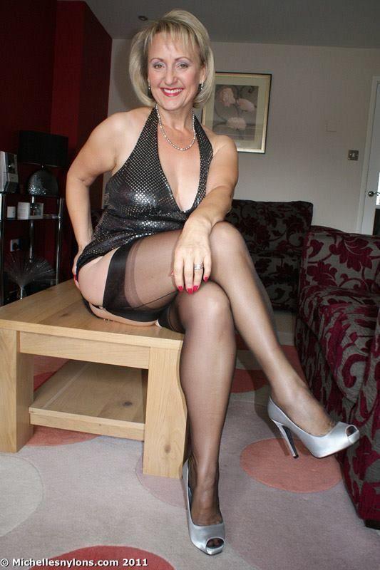 Mature older english women