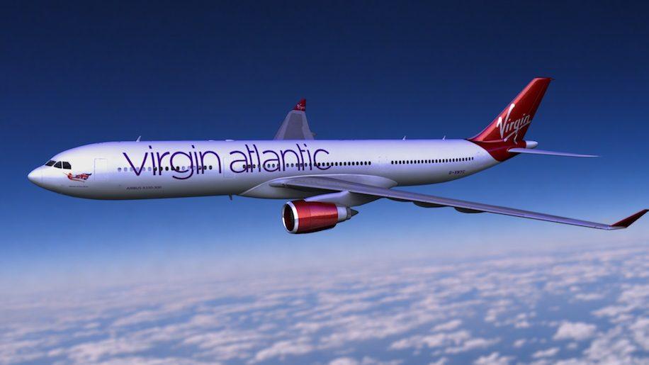 Virgin airlines u k