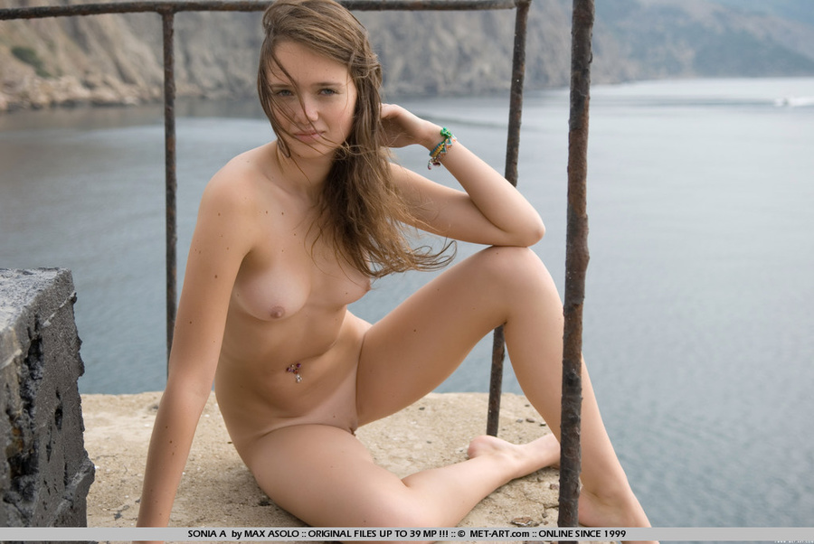 Girls naked homemade outdoor
