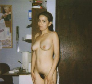 Rainbow girl nude wallpaper