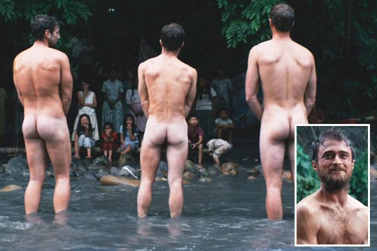 Danial radcliff nude play