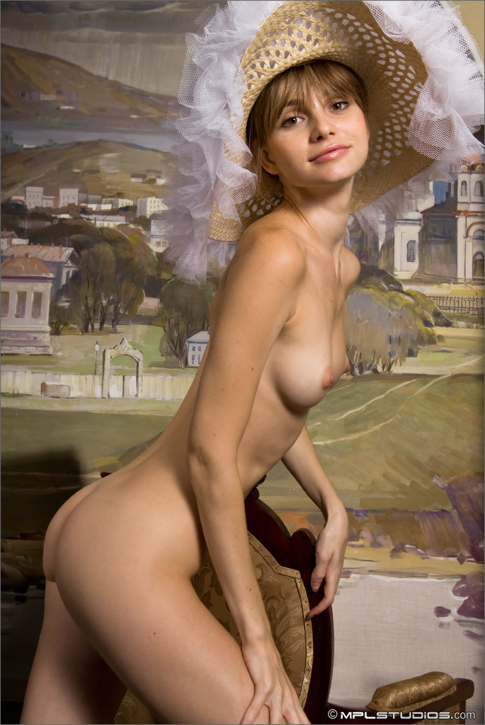 Nude russian glamour models