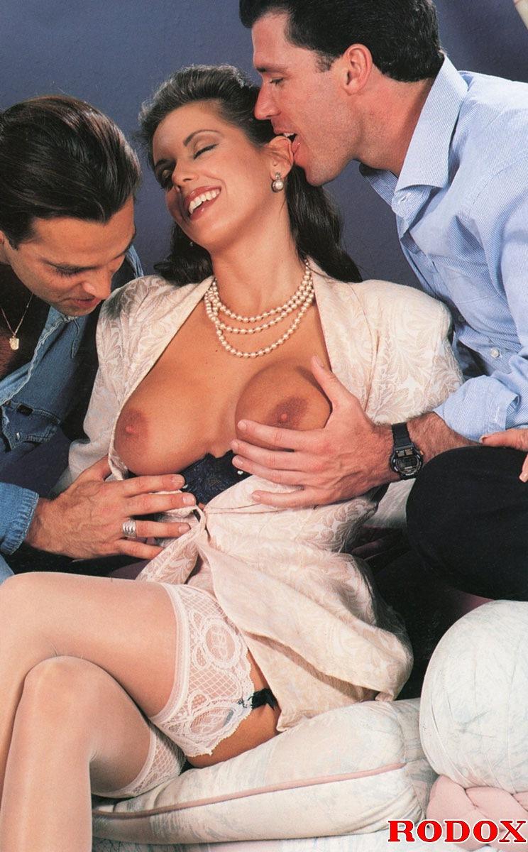 Rodox vintage mmf porn