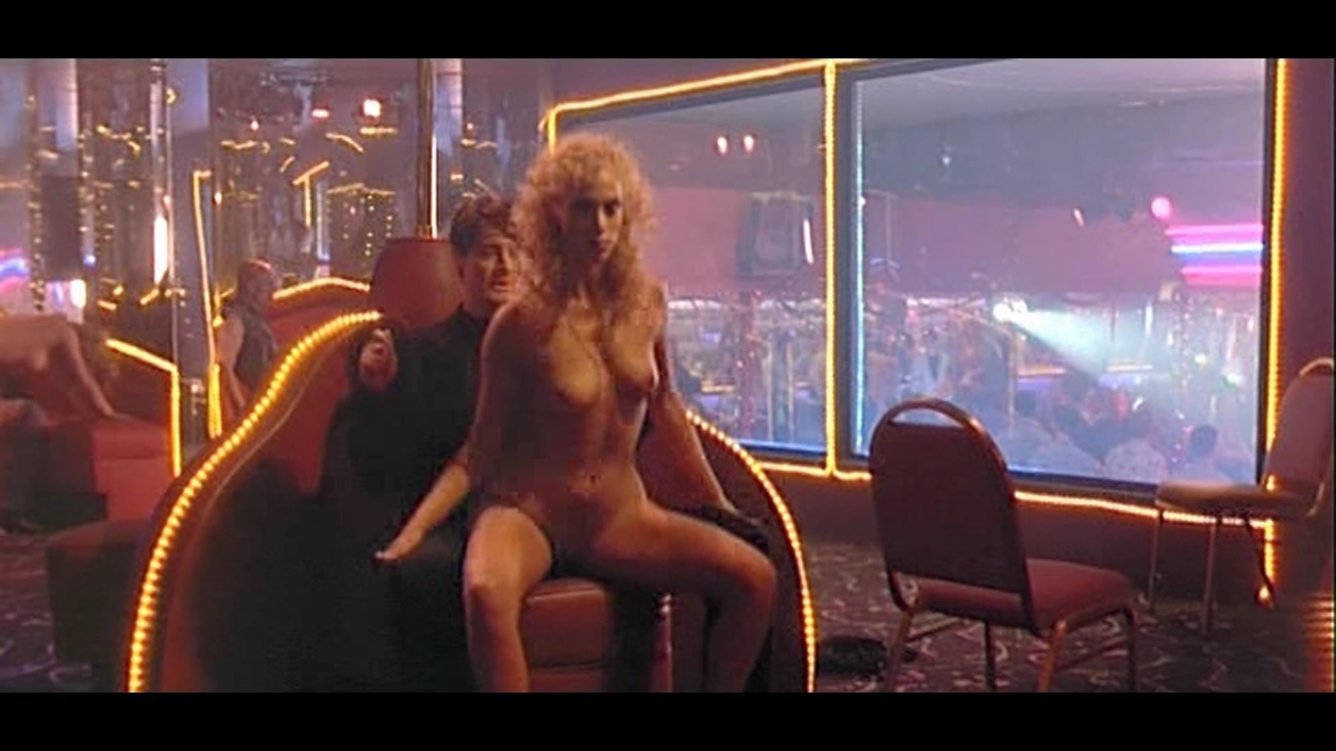 Elizabeth berkley nude naked