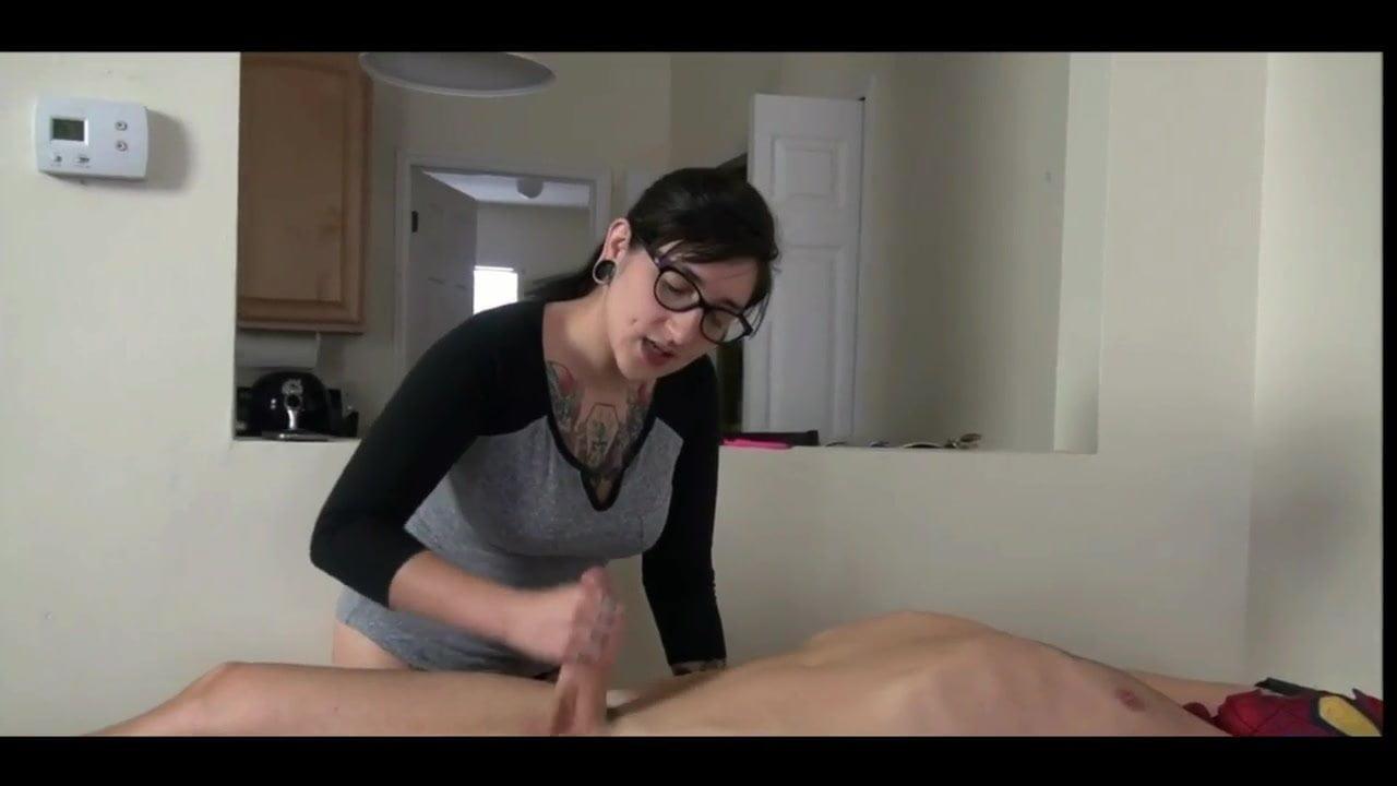 Tickle nerdy girls nude
