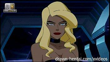 Justice league hantai vixen sexy toute nue