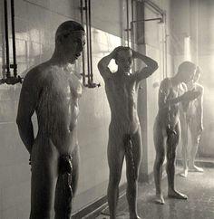 Nude vintage boy nudists