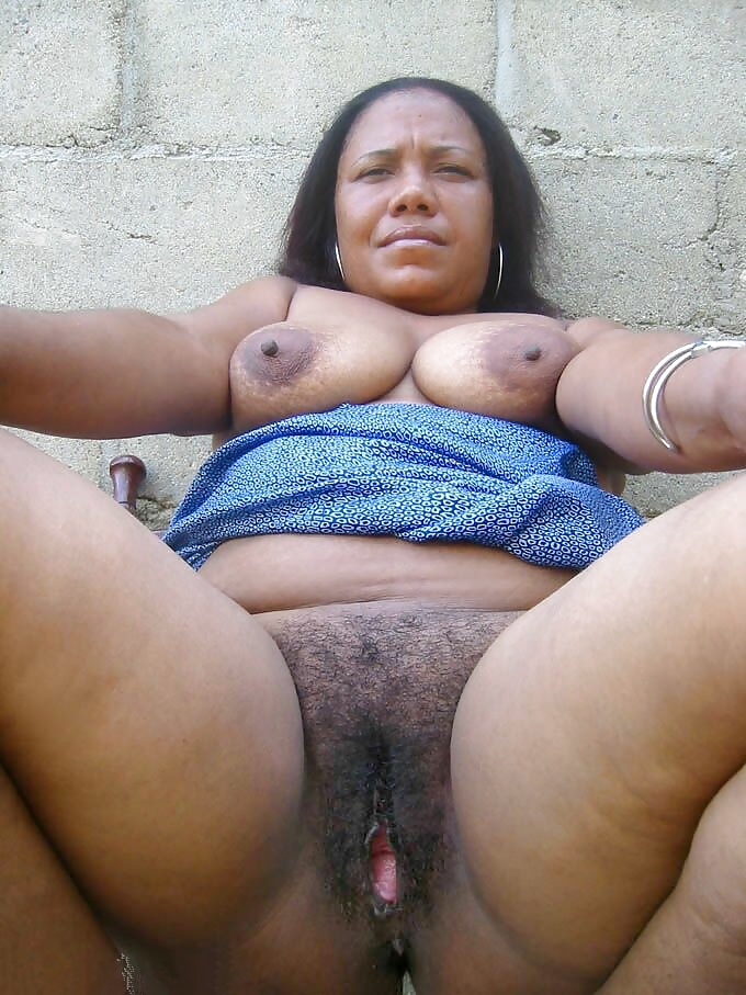 African hairy pussy fat women