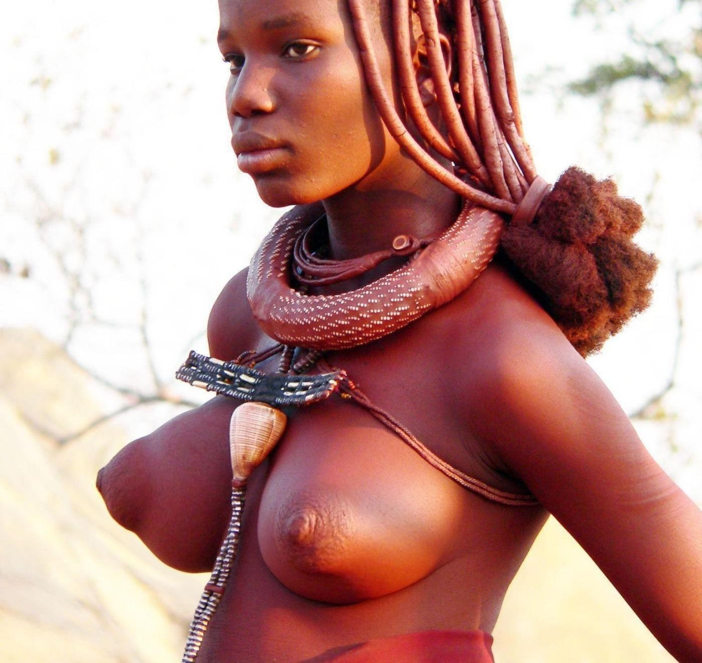 Africa tribe big tits huge