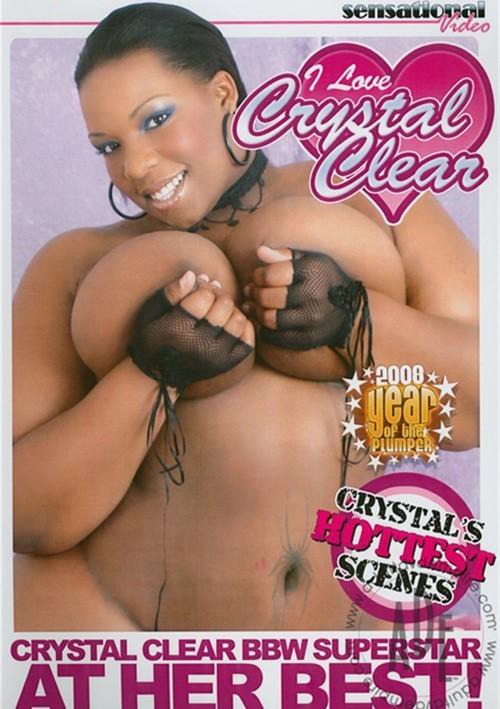 Bbw crystal clear xxx