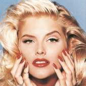 Anna nicole smith nude wallpaper