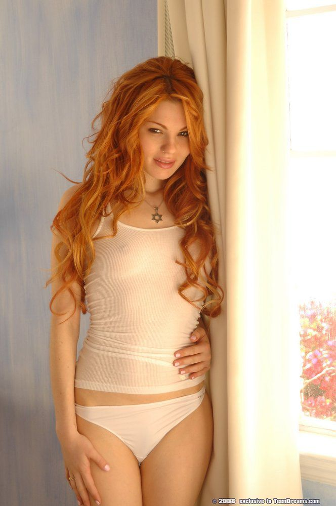 Beautiful naked redhead girls