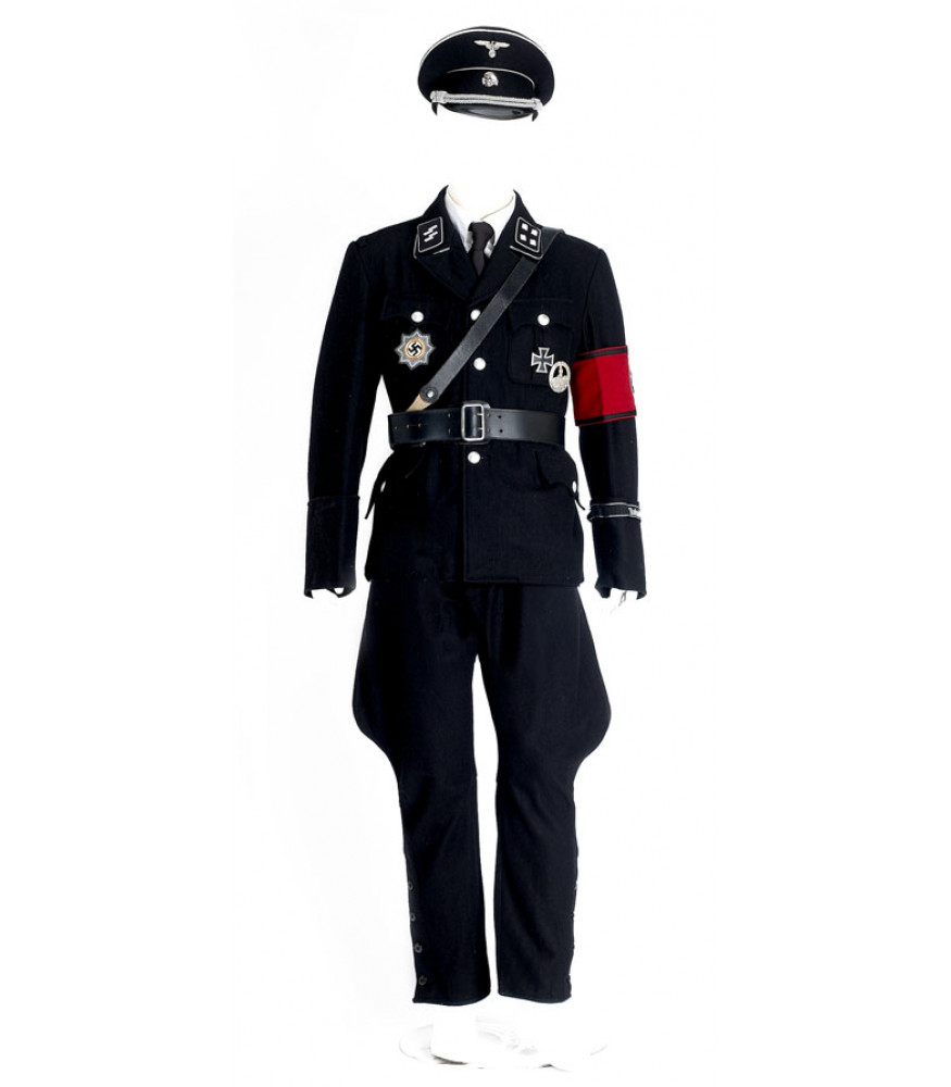 German nazi ss uniform