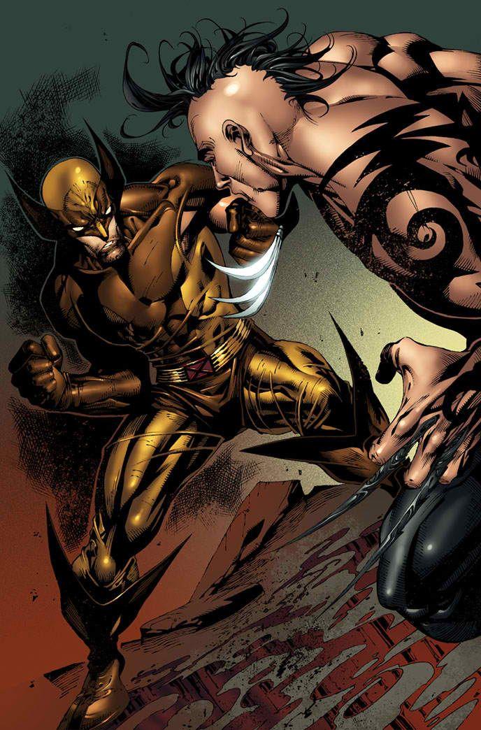 Iron fist vs daken