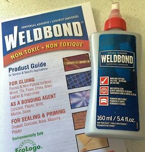 Non- toxic bondage glue