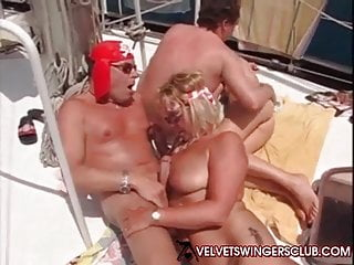 Mature swinger cruise porn