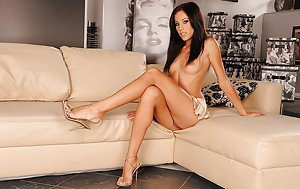 Ivette blanche glossy angels