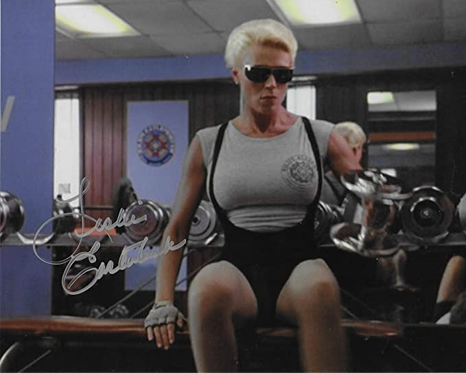 Leslie easterbrook police academy