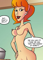 Nude cartoon sexy pictures