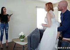 Porn pic wedding redhead redhead