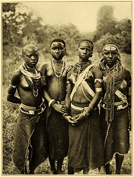 Nude amazon tribe girls