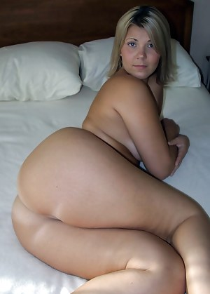 Woman ass bbw nake