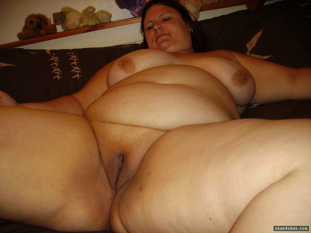 Nude woman vagina photo