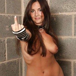 Nude girl naked vagina