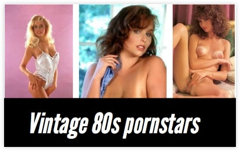 Names of classic porn stars