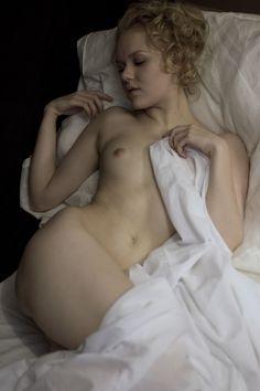 Fine art nude photography girl