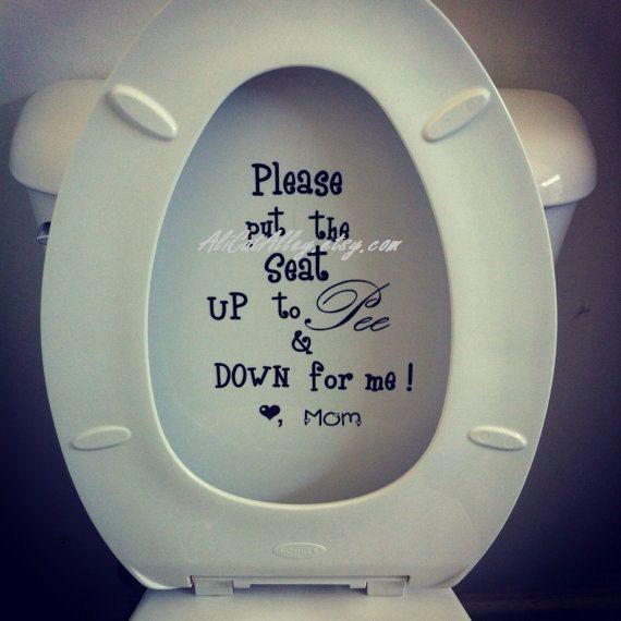 Bathroom missy peeing toilet