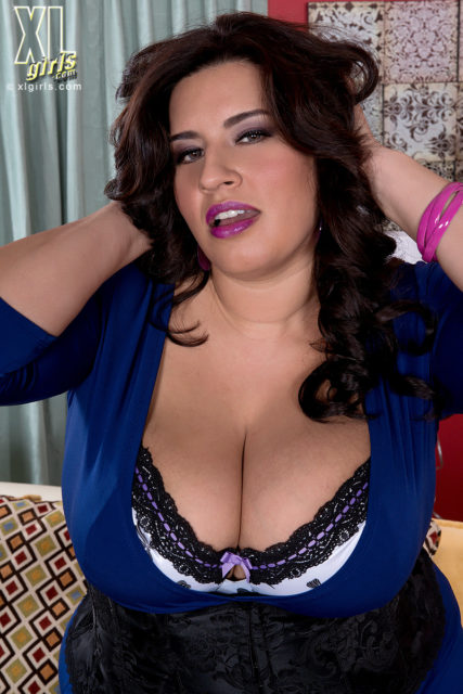 Dream big boob latina sofia rose bbw