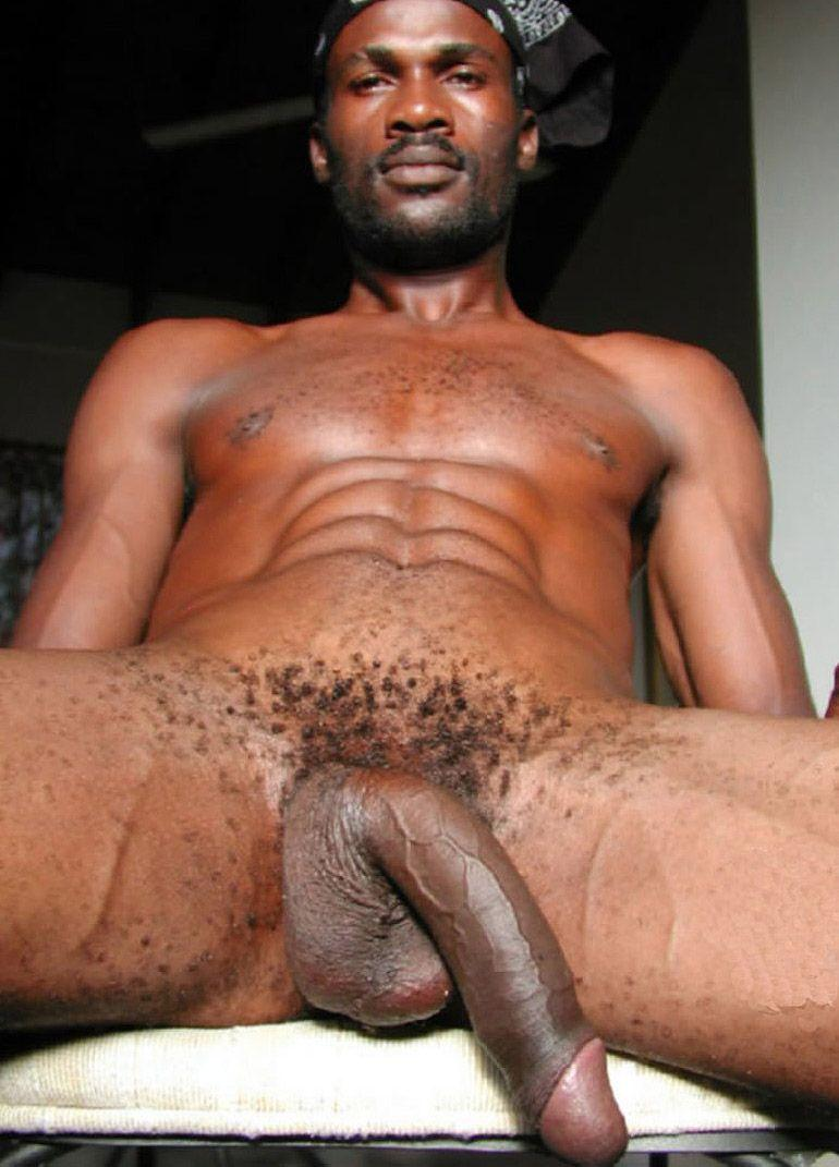 Black man big cock naked com