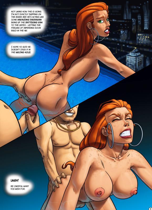 Mary jane watson porn comics
