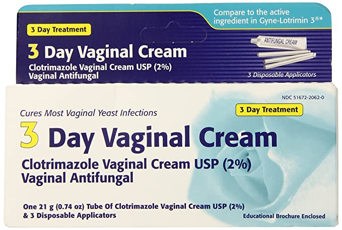 Vaginal side effects of cream clindamyacin