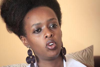 Rwandan girls that are naked