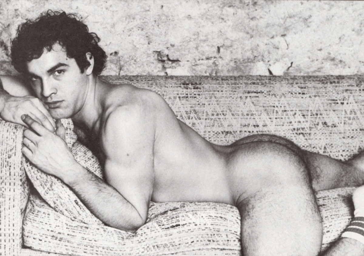 Vintage tony curtis nude
