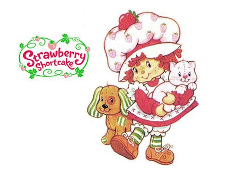 Pictures strawberry shortcake of sex free cartoon