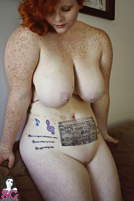 Bbw chubby suicide girls nude