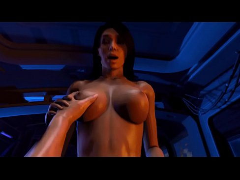 Ashley williams mass effect miranda nude