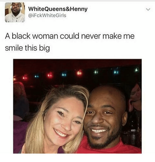 Queens white girls black